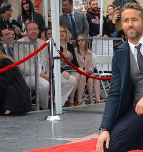 Ryan Reynolds asks a man to marry him