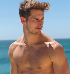 'Hooked' director Max Emerson on Tokyo pride and the best beaches to model his swimwear