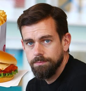Everyone's pissed at Twitter CEO Jack Dorsey for eating Chick-fil-A during Pride month