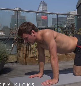 Happy Pride month: Here's Tom Daley's butt workout in super-slow motion