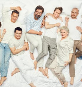 """Are you ready for a """"Queer As Folk"""" reunion? Because it's ready for you."""