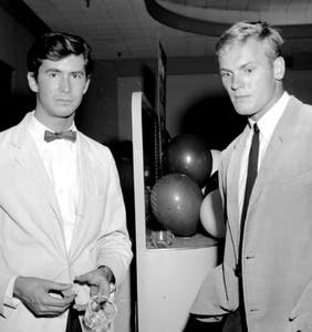 The secret love affair between Tab Hunter and Anthony Perkins is getting the Hollywood treatment