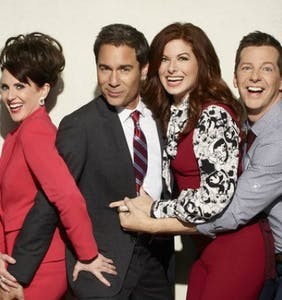 'Will & Grace' gay it forward with this Pride Month mash up
