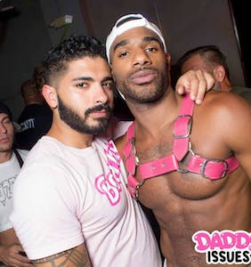 PHOTOS: Inside flirtatious L.A. dance party Daddy Issues