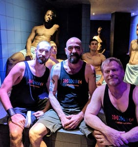This gay bathhouse wants 'NoMoreC' in Amsterdam