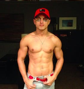 Steamy firefighter Isaiah Walter shows off San Diego Pride's hottest after-parties
