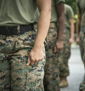 Marines have way more sex than any other branch of the military, survey finds