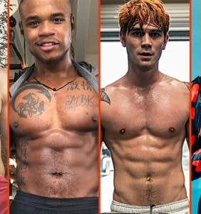 "Tom Daley's ""dad bod,"" KJ Apa's big fight, & Locky Brownlie's crop top"