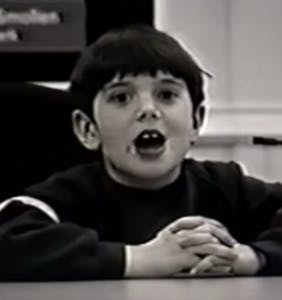 Guess which out musician just released his childhood home videos?