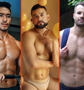 Victor Turpin's short shorts, Maluma's tree pose, & Travis Wall's big slurp