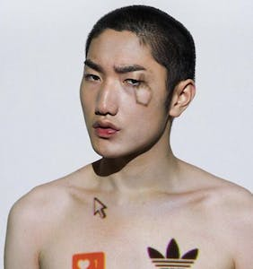 This model says he was dropped by his agency for being too gay and too Asian