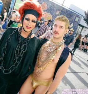 A drag queen's guide to surviving and thriving at San Francisco's Folsom Street Fair