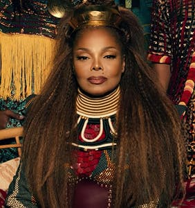 Janet Jackson just dropped a new single and it's fresh af