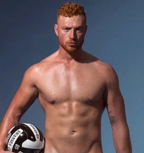 PHOTOS: Blazing hot redheads bare it all for mouthwatering new calendars