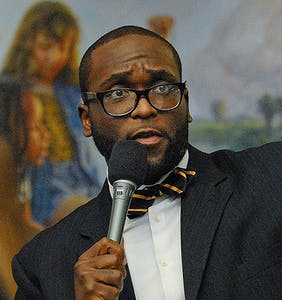Rep. Shevrin Jones just came out as gay and he doesn't care what anyone has to say about it