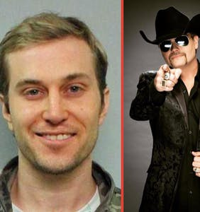 Antigay activist accused of stalking and sending naked pics to male country singer