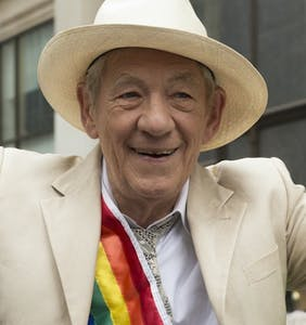 "Ian McKellen ""waiting for someone to accuse"" him of sexual misconduct"