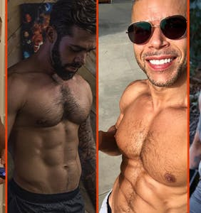 Wilson Cruz's coffee, Tyler Posey's package, & Nyle DiMarco's close shave