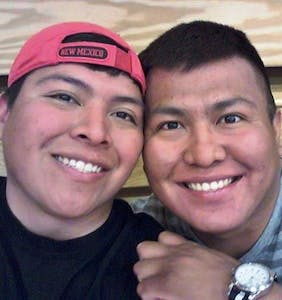 """""""There's a real threat right now."""" Meet the gay activist fighting for equality in the Navajo Nation"""