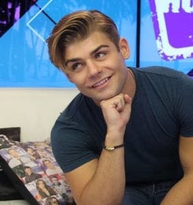 """It can be a bit scary at times"": Garrett Clayton on the courage to come out publicly"