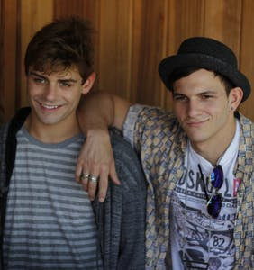 Newly out Garrett Clayton on how his role in the suicide drama 'Reach' hit close to home