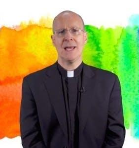 Prominent priest condemns antigay vandalism of California church