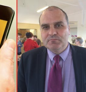 Politician who sought daddy/son relationships on Grindr gets 17 years for hosting teen sex parties
