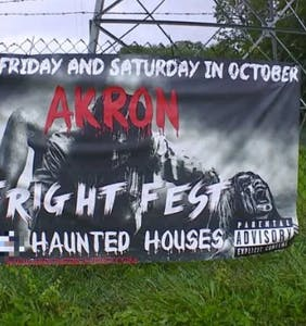 Haunted house under fire for staging mock rapes of male visitors