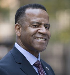 Antigay fire chief celebrates $1.2 million settlement from the city that fired him