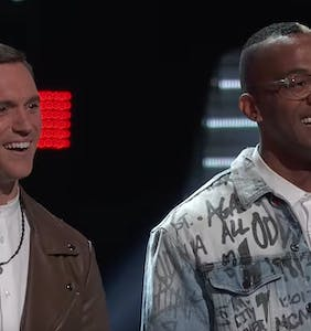 WATCH: Adorable gay couple auditions for 'The Voice' together, Kelly Clarkson cries
