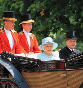 Queen Elizabeth's gay footman quits after being told he needs to tone it down