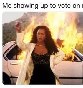 These election day memes will help pass the time until the tally