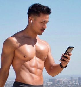 Los Angeles trainer Kenta Seki is motivation for your New Year's resolutions