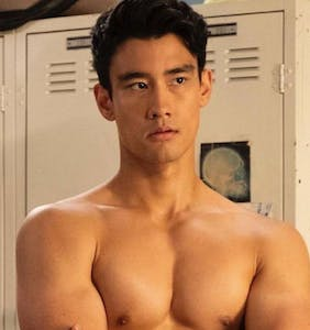 Hunky actor Alex Landi talks smashing stereotypes playing a gay Asian character on prime time