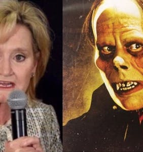 Memers obliterate confederate sympathizer Cindy Hyde-Smith ahead of racially-charged election