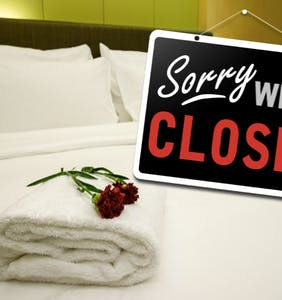 Closed for business: Why I've decided to give up sex (for now)