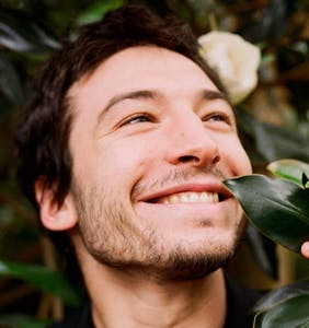 Out actor Ezra Miller is apparently part of a queer, polyamorous sex group
