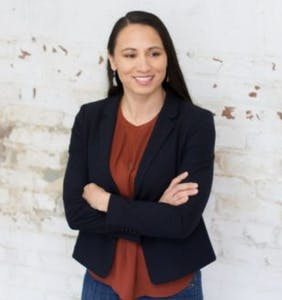 Sharice Davids is making a name for herself in Congress fighting for equality