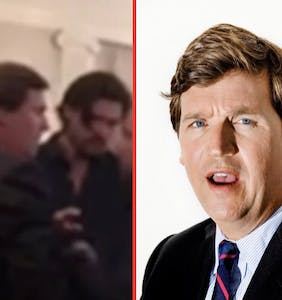Tucker Carlson denies assaulting gay Latino man at country club, but leaked video suggests otherwise