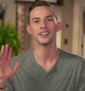 Adam Rippon slams fellow skater over transphobic comments