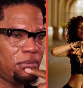 D.L. Hughley has meltdown, calls trans actress Indya Moore a 'p*ssy' for standing up against bigotry