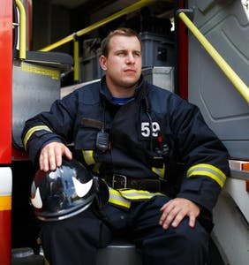 Gay firefighter forced off the force, mocked after marrying boyfriend