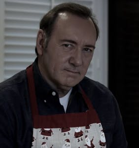 Kevin Spacey ruins Christmas with this creepy AF video about sexual assault