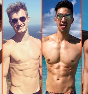 Zac Efron's swing, Anthony Bowens' progress, & Steve Grand's endless beach vacay