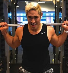 Personal trainer John Kim on how 'Shake Yo Booty' makes staying in shape fun
