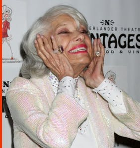 Carol Channing, one-of-a-kind star of stage and screen, dead at 97