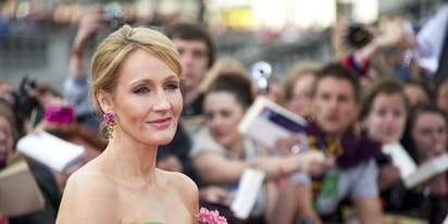 J.K. Rowling unleashes string of anti-trans tweets