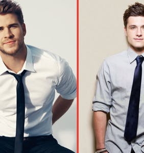 That time Josh Hutcherson and Liam Hemsworth got naked together at a Berlin fetish club
