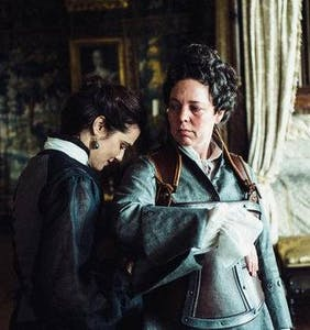 Why are the ladies from 'The Favourite' the only LGBTQ characters getting lucky this Oscar season?