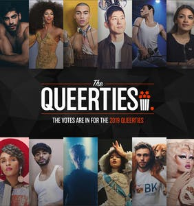 And the winners of the 2019 Queerties are…
